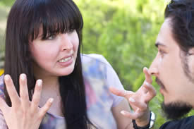 managing relationship conflict